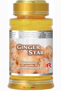 Ginger Star étrendkiegészítő