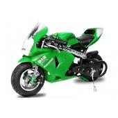 Pocket Bike Racing PS912 zöld