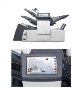 Relay 3000 borítékoló gép