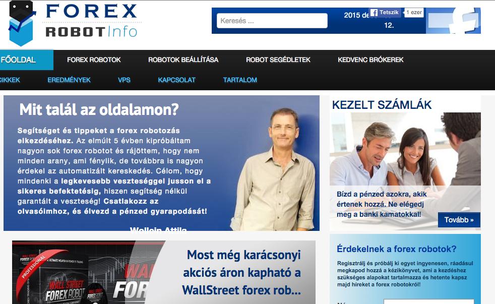 Forex portal